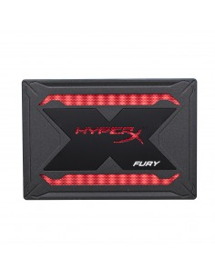 "HyperX FURY RGB 2.5"" 480 GB Serial ATA III Kingston SHFR200/480G - 1"