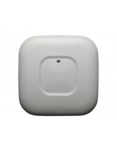 Cisco AIR-CAP1702I-EK910 access-punkter för trådlösa nätverk 1000 Mbit/s Vit Strömförsörjning via Ethernet (PoE) stöd Cisco AIR-