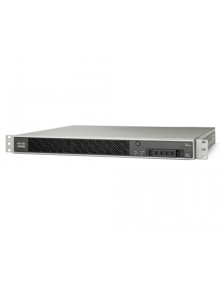Cisco ASA 5525-X laitteistopalomuuri 1U 2000 Mbit/s Cisco ASA5525-FPWR-K9 - 1