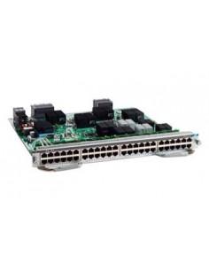 Cisco C9400-LC-48UX verkkokytkinmoduuli 10 Gigabit Ethernet, Gigabitti Ethernet Cisco C9400-LC-48UX - 1