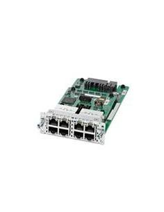 Cisco NIM-ES2-8-P= verkkokytkinmoduuli Gigabitti Ethernet Cisco NIM-ES2-8-P= - 1