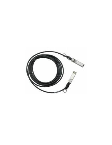 Cisco 10GBASE-CU SFP+ Cable 1 Meter verkkokaapeli Musta m Cisco SFP-H10GB-CU1M= - 1