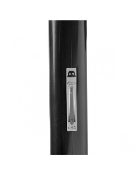"StarTech.com ARMSLIM monitorin kiinnike ja jalusta 86.4 cm (34"") Puristin Musta Startech ARMSLIM - 7"