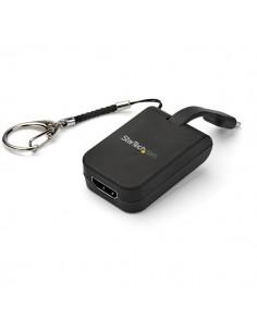 StarTech.com Bärbar USB-C till HDMI-adapter med snabbkopplingsnyckelring Startech CDP2HDFC - 1