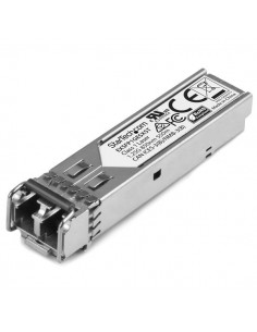 StarTech.com Juniper EX-SFP-1GE-SX Compatible SFP Module - 1000BASE-SX 1GbE Multimode Fiber MMF Optic Transceiver 1GE Gigabit St