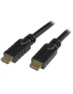 StarTech.com HDMM20MA HDMI-kaapeli 20 m HDMI-tyyppi A (vakio) Musta Startech HDMM20MA - 1