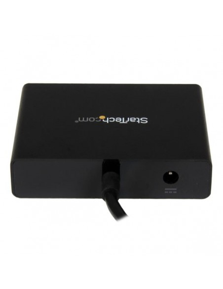StarTech.com Mini DisplayPort to Multi-Monitor Splitter - 3-Port MST Hub Startech MSTMDP123DP - 5