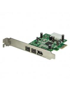 StarTech.com PEX1394B3 liitäntäkortti/-sovitin Sisäinen Firewire 800 / 400 Startech PEX1394B3 - 1