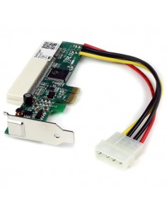 StarTech.com PEX1PCI1 liitäntäkortti/-sovitin PCI 32-bit Startech PEX1PCI1 - 1