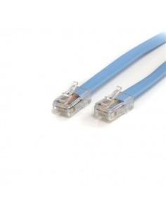StarTech.com 1.8 m Cisco Console Rollover-kabel - RJ45 M/M Startech ROLLOVERMM6 - 1