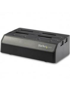 "StarTech.com 4-Bay SATA HDD Docking Station - For 2.5""/3.5"" SSDs/HDDs USB 3.1 (10Gbps) Startech SDOCK4U313 - 1"