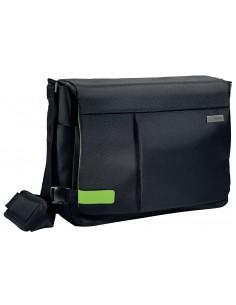 "Leitz Complete 15.6"" Messenger Bag Smart Traveller Kensington 60190095 - 1"