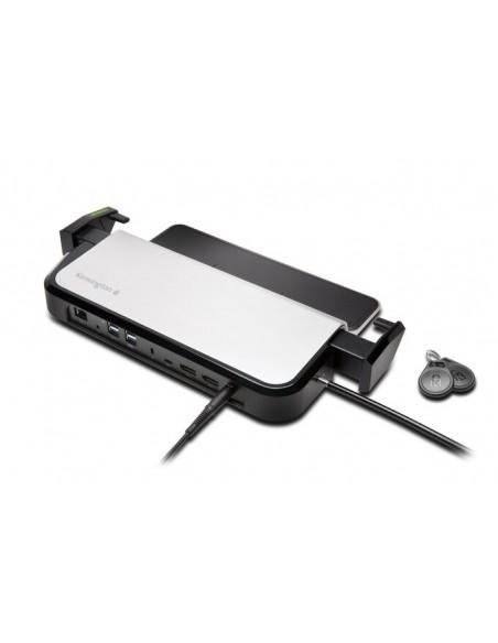 Kensington LD4650P Langallinen USB 3.2 Gen 1 (3.1 1) Type-C Musta, Hopea Kensington K38400EU - 4