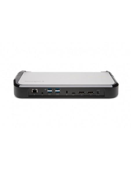Kensington LD4650P Langallinen USB 3.2 Gen 1 (3.1 1) Type-C Musta, Hopea Kensington K38400EU - 7