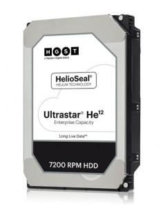 "Western Digital Ultrastar He12 3.5"" 12000 GB SATA Hgst 0F30141 - 1"