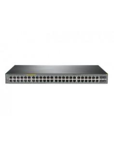 Hewlett Packard Enterprise OfficeConnect 1920S 48G 4SFP PPoE+ 370W Hallittu L3 Gigabit Ethernet (10/100/1000) Power over -tuki H