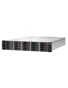 Hewlett Packard Enterprise HPE D3710 Enclosure disk array Rack (2U) Black, Silver Hp Q1J10A - 1