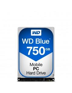 """Western Digital Blue PC Mobile 2.5"""" 750 GB Serial ATA III Western Digital WD7500BPVX - 1"""