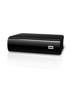 Western Digital 1TB My Book AV-TV ulkoinen kovalevy 1000 GB Musta Western Digital WDBGLG0010HBK-EESN - 1
