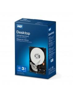 """Western Digital Desktop Everyday 3.5"""" 3000 GB Serial ATA III Western Digital WDBH2D0030HNC-ERSN - 1"""