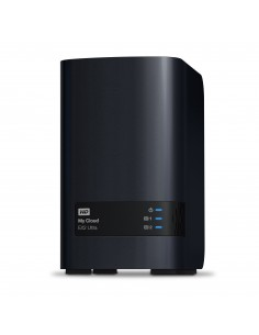 Western Digital My Cloud EX2 Ultra NAS Desktop Ethernet LAN Black Armada 385 Western Digital WDBVBZ0120JCH-EESN - 1