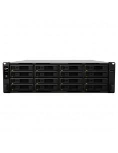 Synology RackStation RS2818RP+ NAS/storage server Rack (3U) Ethernet LAN Black C3538 Synology RS2818RP+ - 1