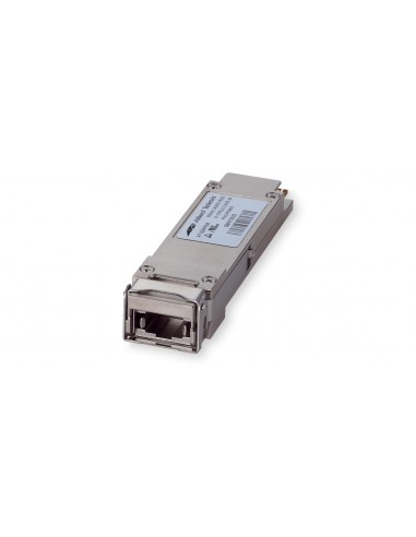 Allied Telesis QSFPER4 network transceiver module Fiber optic 40000 Mbit/s QSFP 1331 nm Allied Telesis AT-QSFPER4 - 1