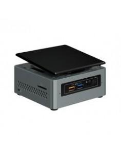 Intel NUC BOXNUC6CAYH PC/workstation barebone UCFF Black, Grey BGA 1296 J3455 1.5 GHz Intel BOXNUC6CAYH - 1