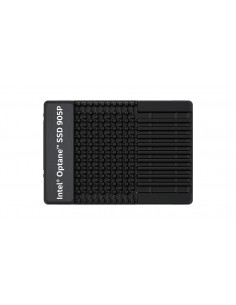 Intel Optane SSDPE21D480GAM3 SSD-hårddisk U.2 480 GB PCI Express 3.0 3D XPoint NVMe Intel SSDPE21D480GAM3 - 1