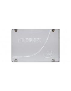 Intel SSDPE2KE076T801 SSD-hårddisk U.2 7680 GB PCI Express 3.1 TLC 3D NAND NVMe Intel SSDPE2KE076T801 - 1