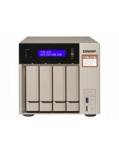 QNAP TVS-473E NAS Tower Ethernet LAN Harmaa RX-421BD Qnap TVS-473E-4G - 1
