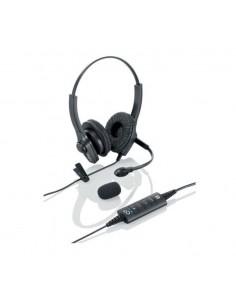 Fujitsu UC&C USB Value Kuulokkeet Pääpanta Musta Fujitsu Technology Solutions S26391-F7139-L20 - 1