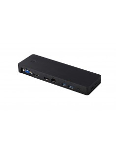 Fujitsu S26391-F1667-L100 notebook dock/port replicator Wired USB 3.2 Gen 1 (3.1 1) Type-C Black Fujitsu Technology Solutions S2