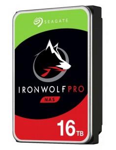 """Seagate IronWolf Pro ST16000NE000 sisäinen kiintolevy 3.5"""" 16000 GB Serial ATA III Seagate ST16000NE000 - 1"""