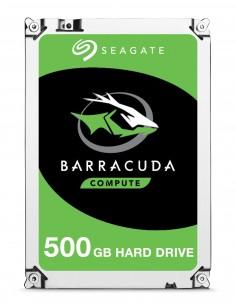 "Seagate Barracuda ST500DM009 sisäinen kiintolevy 3.5"" 500 GB Serial ATA III Seagate ST500DM009 - 1"