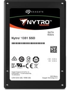 "Seagate Nytro 1351 2.5"" 480 GB Serial ATA III 3D TLC Seagate XA480LE10063 - 1"