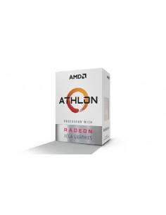 AMD Athlon 200GE processorer 3.2 GHz 4 MB L3 Låda Amd YD200GC6FBBOX - 1