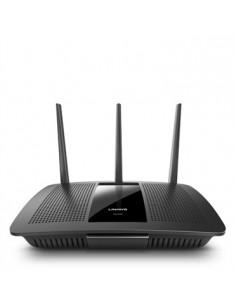 Linksys AC1900 langaton reititin Gigabitti Ethernet Kaksitaajuus (2,4 GHz/5 GHz) Musta Linksys EA7500-EU - 1
