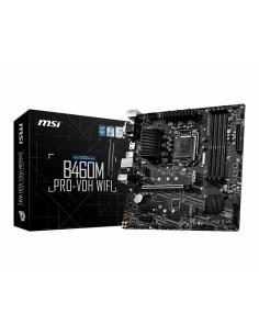 MSI B460M PRO-VDH WIFI motherboard Intel B460 LGA 1200 micro ATX Msi B460M PRO-VDH WIFI - 1