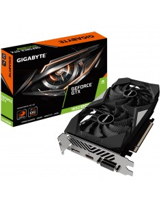 Gigabyte GV-N165SWF2OC-4GD näytönohjain NVIDIA GeForce GTX 1650 SUPER 4 GB GDDR6 Gigabyte GV-N165SWF2OC-4GD - 1