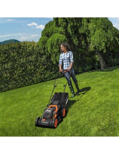 WORX WG779E gräsklippare Handgräsklippare Batteri Svart, Orange Worx WG779E - 4