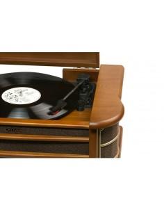 Denver MCR-50 grammofoner Brun Denver MCR50MK3 - 1