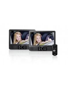 "Lenco MES-404 portable DVD/Blu-Ray player Wall-mounted 22.9 cm (9"") 480 x 234 pixels Black Lenco MES404 - 1"