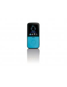 Lenco PODO-153 MP3-soitin 4 GB Musta, Sininen Lenco PODO-153B - 1