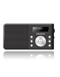 Grundig Music 6000 DAB+ Personal Digital Svart Grundig GDB1030 - 1