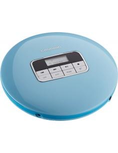 Grundig GCDP 8000 Portable CD player Blue Grundig GDR1401 - 1