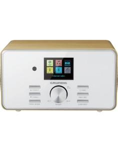 Grundig DTR 5000 2.0 Personal Digital Oak, White Grundig GIR1060 - 1