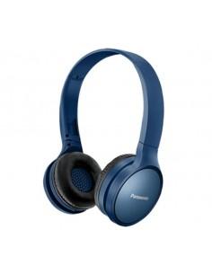 Panasonic RP-HF410BE-A headphones/headset Head-band Bluetooth Blue Panasonic RP-HF410BE-A - 1