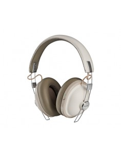 Panasonic HTX90NE Headset Huvudband 3.5 mm kontakt Bluetooth Vit Panasonic RP-HTX90NE-W - 1