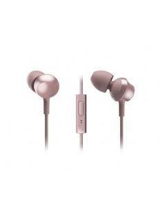 Panasonic RP-TCM360E-P headphones/headset In-ear 3.5 mm connector Pink gold Panasonic RP-TCM360E-P - 1